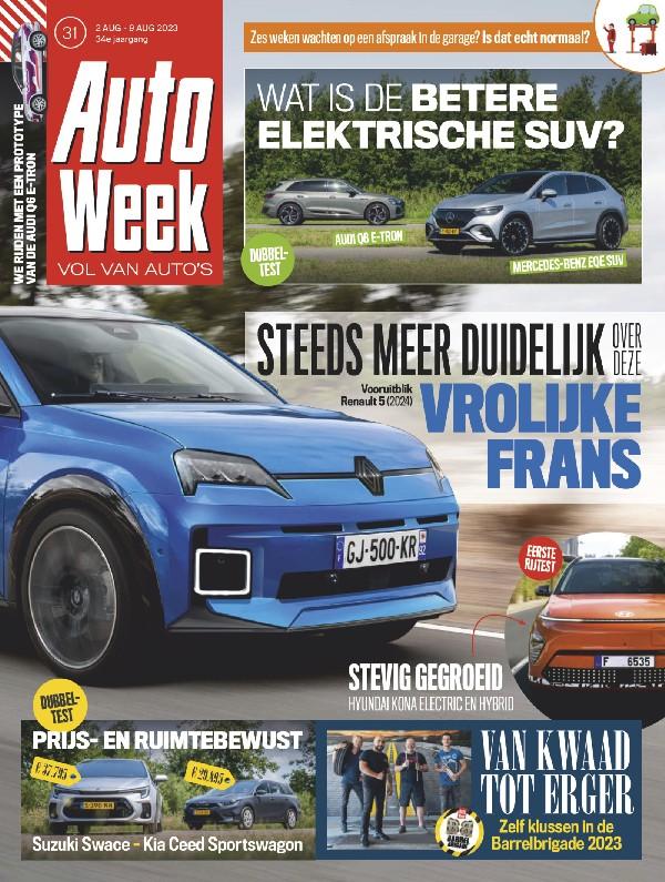 Afbeelding van AutoWeek proefabonnement
