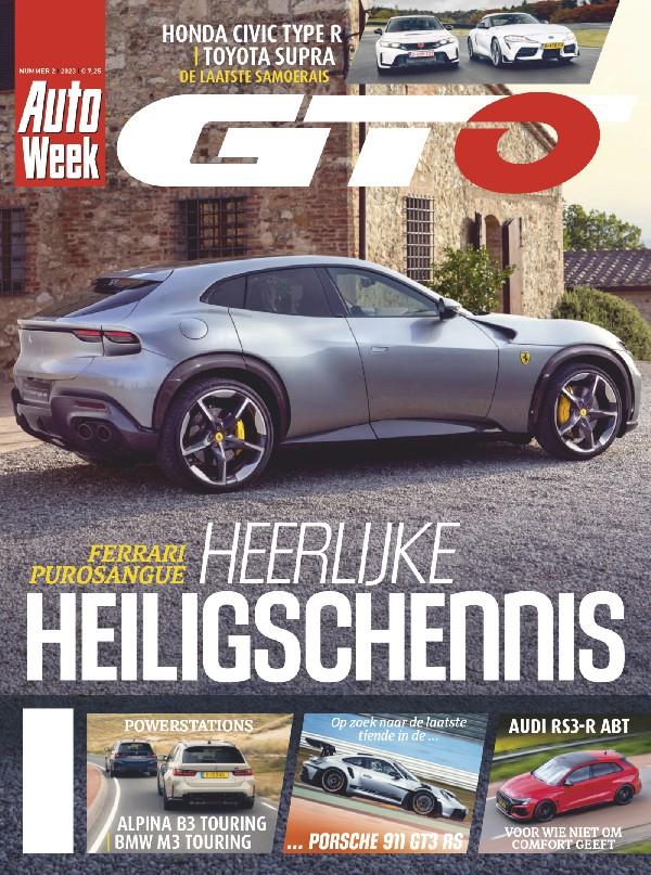 AutoWeek GTO