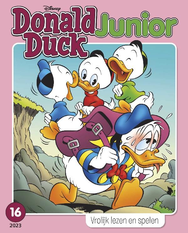Afbeelding van Donald Duck Junior proefabonnement